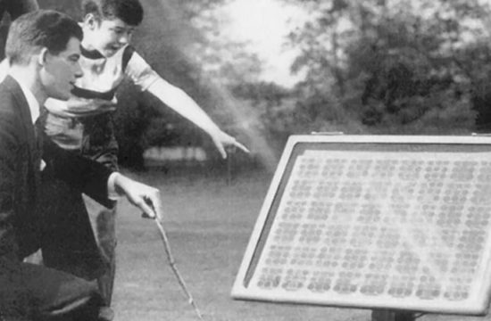 A brief history of Solar Energy